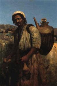 le vendeur d'eau by louis van hoorde
