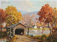 fall fishing by robert shaw wesson