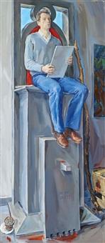 das blaue zimmer by holger bunk