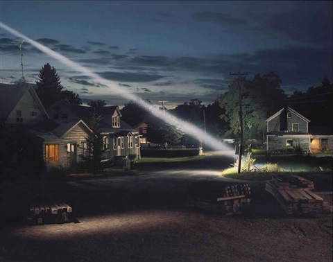 untitled (ray of light) by gregory crewdson