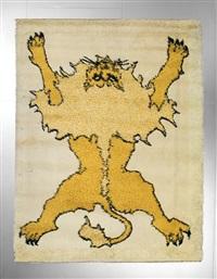 tappeto tapileo, serie tapizoo by roberto gabetti