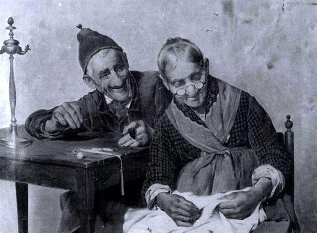mending by e torrini