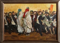 parading the torah by r. adolf adler