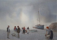 unloading the catch by edward emerson