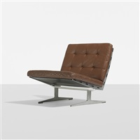 caravelle lounge chair by paul leidersdorff