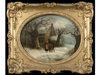 summer, winter; a pair by thomas smythe