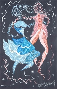 bailarines by rafael alberti