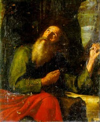 saint jerome (?) by antonio de pereda y saldago