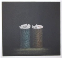 two wastebaskets by tomoe yokoi