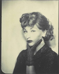 untitled (lucile ball) by cindy sherman