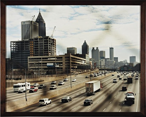 10th st. bridge (atlanta) by roe ethridge