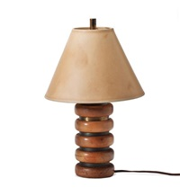 table lamp by russel wright