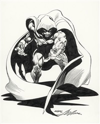 le spectre by neal adams