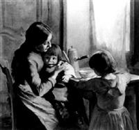feeding time by madeleine fleury