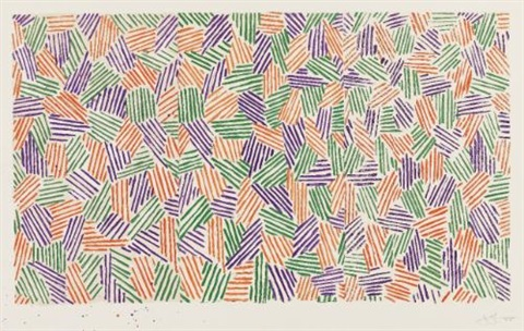 scent by jasper johns