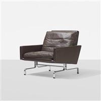 pk 31/1 lounge chair by poul kjaerholm