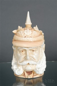 character stein of general bismarck by j. m. musterschutz