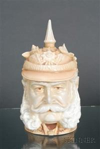 character stein of kaiser wilhelm i by j. m. musterschutz