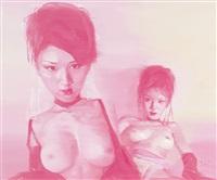 ohne titel (beijing belle no. 06) by jiang congyi