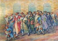 jerusalem - mea sherim by lionel s. reiss