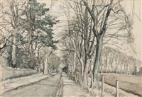 the avenue, mains of gray by james mcintosh patrick