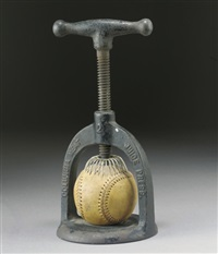 baseball by donald lipski