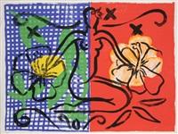 mystique flowers by stefan szczesny