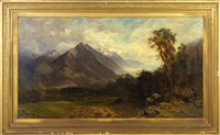 american western view by hamilton hamilton