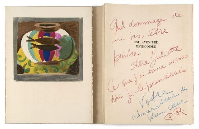 une aventure méthodique (bk by pierre reverdy w/28 works) by georges braque
