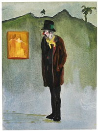 cold blooded by peter doig