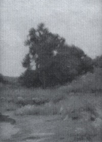 stand of trees by john willard raught