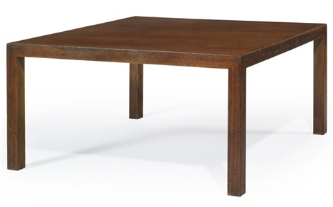 low table by philip cortelyou johnson