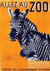 allez au zoo - bois de vincennes by pierre adam