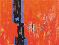 red series no.2 by peter bastaja