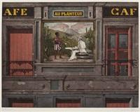 cafe au planteur by franz zadrazil