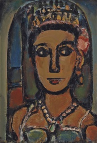 teresina by georges rouault