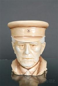 character stein of general von moltke by j. m. musterschutz