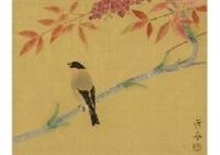 spring sky by hoshun yamaguchi
