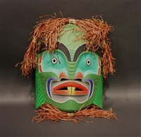 pugwis mask by russell (awasaklas) smith