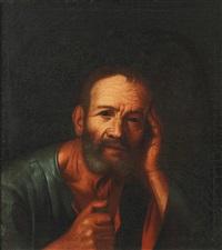 bildnis eines bauern by pietro bellotti