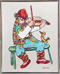 fiddler by jovan obican