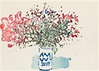 still life with flower by oskar koller