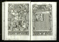 catalogus santorum et gestorum eorum (bk w/ 245 works, title and text) by petrus de natalibus
