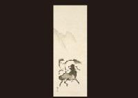 field horse by gaho hashimoto