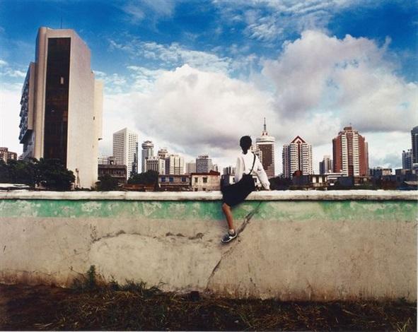 sur le mur by weng fen weng peijun