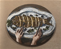 fish by natalia nesterova