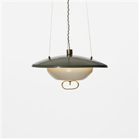 counterbalance ceiling lamp by arteluce