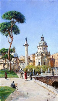 maximovich la colonne trajan by alexandre smirnov