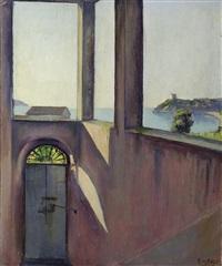 paesaggio a procchio by maria bacci-baccio