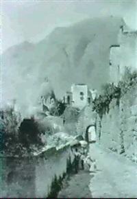 auf capri by hermann (august) kruger